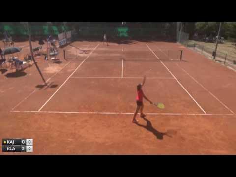 Kajevic Ena v Klanecek Sasa - 2016 ITF Trieste