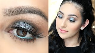 ColourPop Cometics Metamorphosis Quad Makeup Tutorial