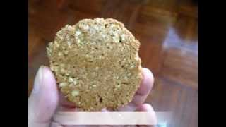 World's Best And Healthiest Oatmeal Cookie