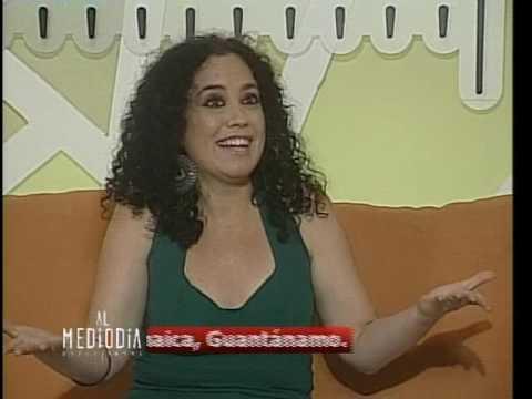 JESSIE RIFFA PROGRAMA  MEDIODIA EN TV 2016