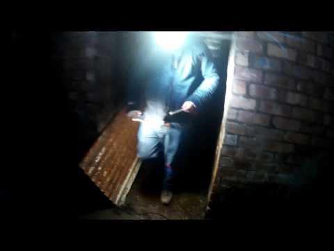 Go pro urbex tranmere tunnels