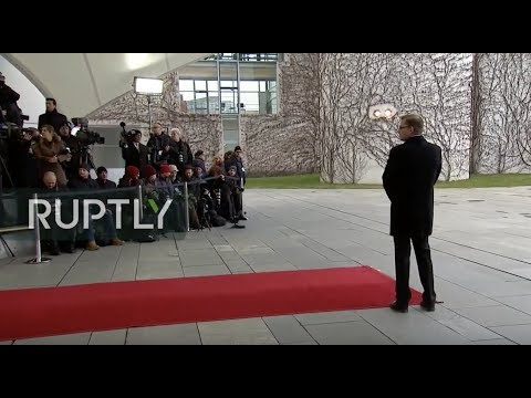 LIVE: Libya peace conference in Berlin: arrivals, family photo, start of summit