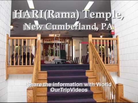Hari Rama Temple New Cumberland Pa Us Part 1