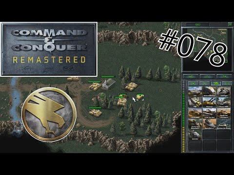 Let's Play Command & Conquer Remastered Collection #078: [Grollen]! |