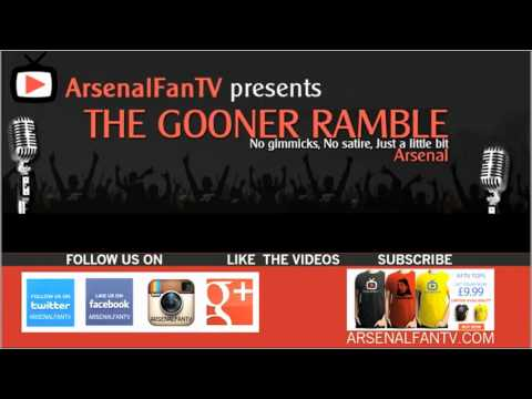 AFTV Podcast - Talking Stoke and Much More - ArsenalFanTV.com