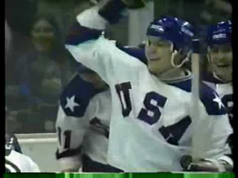 The Miracle on Ice - Greatest Hockey Game Ever