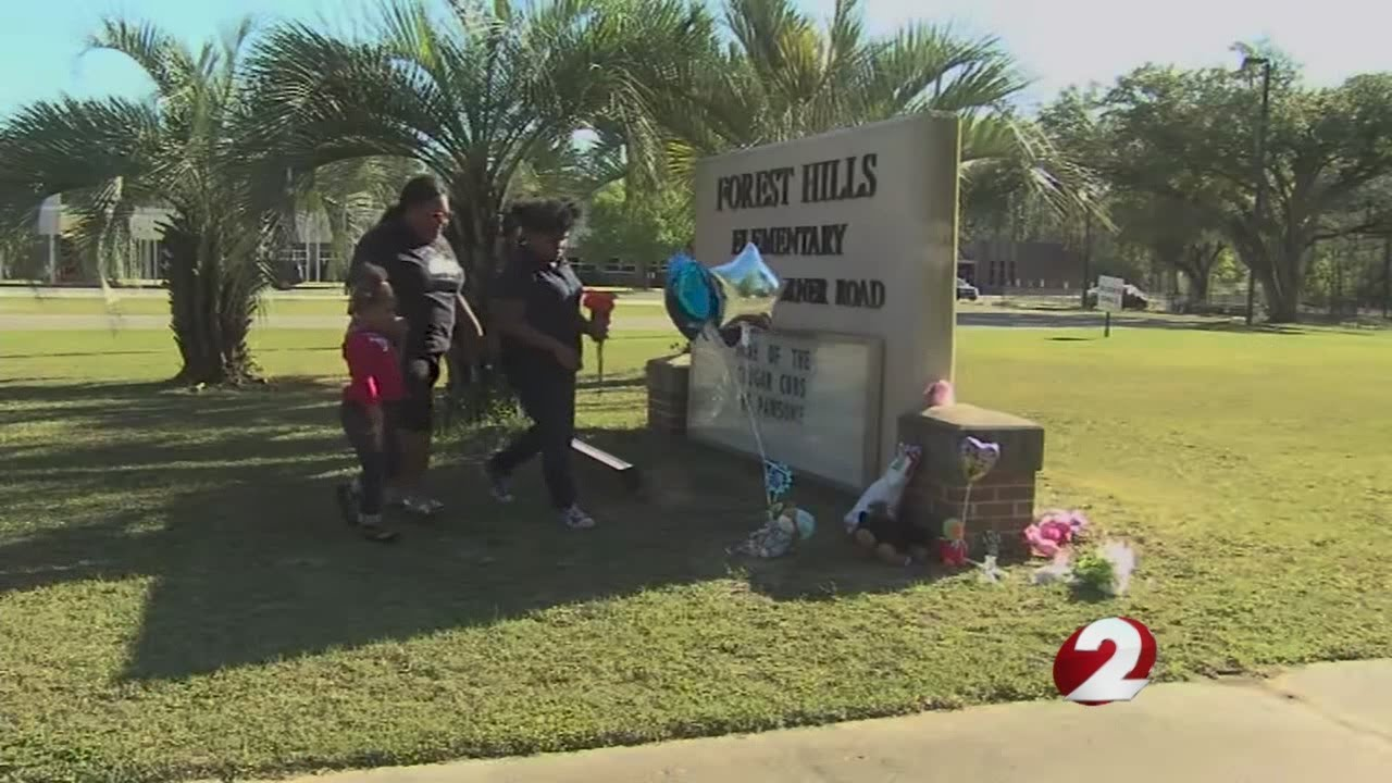 Vigil held for girl who died in elementary school fight ...