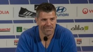 OL - Coupet «L'objectif ? Que Lopes devienne titulaire avec le Portugal»