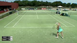 Radwanska Urszula v Boulter Katie - 2018 ITF Obidos