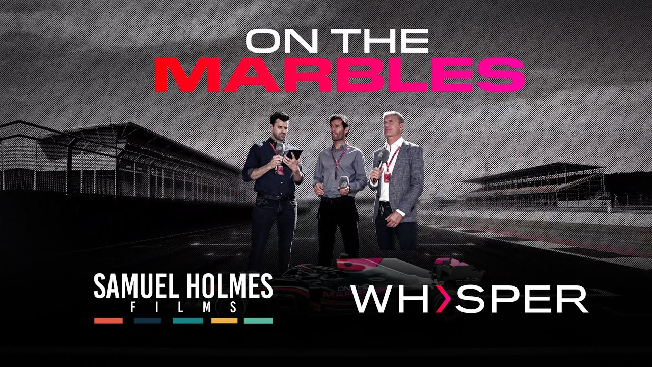 WHISPER | On The Marbles Podcast