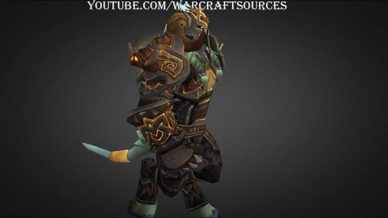 Draenei Warrior Tier 10 armor set - T10 - Sanctified Ymirjar Lordu0027s Plate / Battlegear & Draenei Warrior Tier 10 armor set - T10 - Sanctified Ymirjar Lordu0027s ...