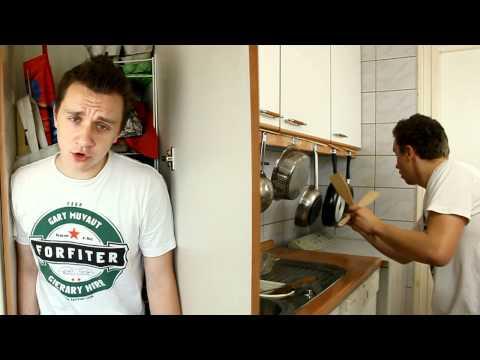 Hey - [sic!] kuchnia cover by CeZik