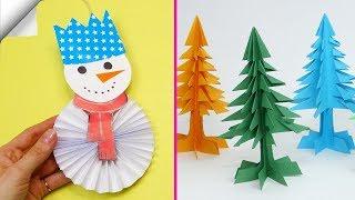 17 diy christmas | Christmas crafts for kids | 5 minute crafts christmas