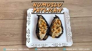 Humuslu Patlıcan | Homemade Meals