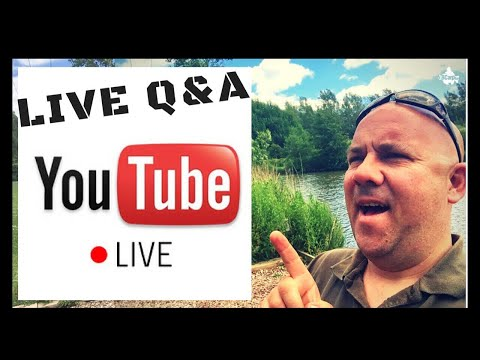 🔴  CARP FISHING TIPS AND TECHNIQUES LIVE Q&A FROM THE BANK HELPING YOU CATCH MORE FISH 😀