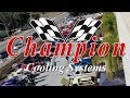 Champion Cooling Systems First Annual Car Show