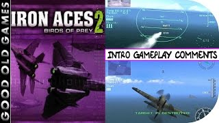 Iron Aces 2: Birds of Prey Gameplay Review Intro PS2 HD