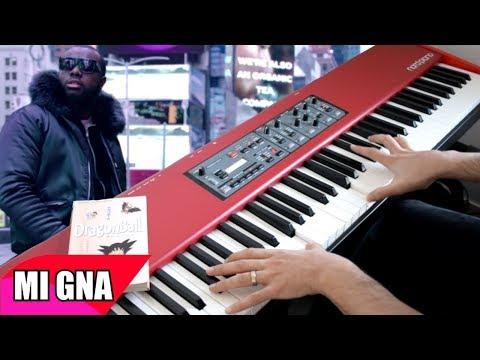 🎹 Maître Gims - Mi Gna ft. Super Sako, Hayko ( Piano Cover )