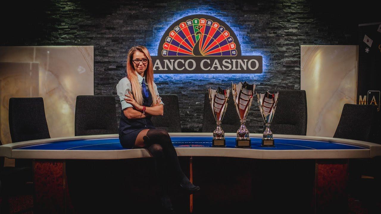 Banco casino prague poker