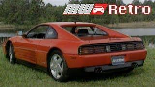 1990 Ferrari 348 tb | Retro Review