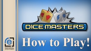 How To Play Dice Masters