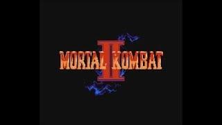 Mortal Kombat II (NES) - Longplay