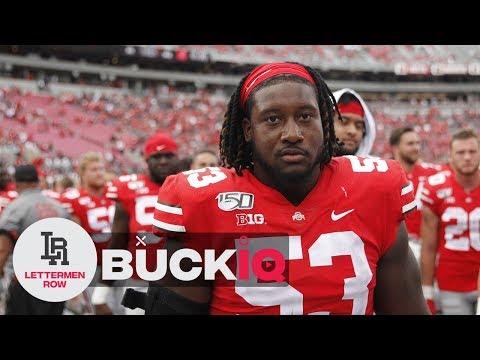 BuckIQ: DaVon Hamilton making sure world knows his name at Ohio State