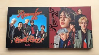 Download Full Album Day6 데이식스 Remember Us Youth Part 2