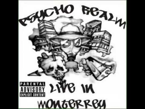 The Psycho Realm-Live In Monterrey 2005 [Disco Completo]