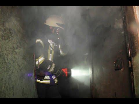 DSNSKHM: У Хмельницькому вогнеборці ліквідували пожежу в приміщенні з ремонту насосів