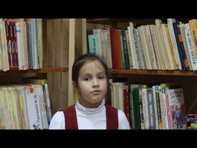 Изображение предпросмотра прочтения – МарияКузвачева читает произведение «Зимнее утро» А.С.Пушкина
