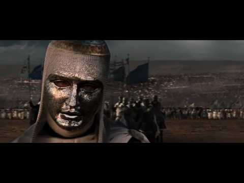 Kingdom Of Heaven - King Baldwin IV and Saladin Scene