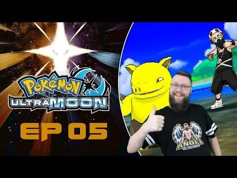 5 . The Missing Meowth - Pokemon Ultra Moon - Lets Play