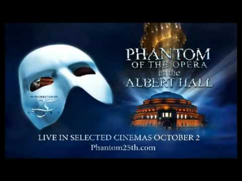 Phantom Of The Opera At The Royal Albert Hall - The Music Of The Night