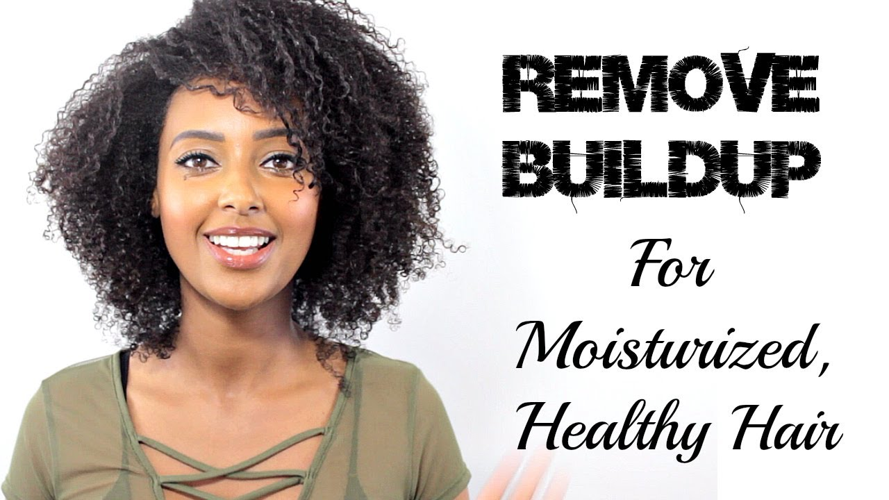 How To Remove Hard Water Build Up From Hair (TUTORIAL VIDEOS)
