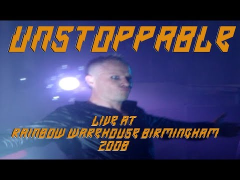 The Prodigy - Unstoppable (Live at Rainbow Warehouse Birmingham 2008)  rare mp3