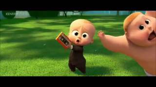 The boss baby - best scenes hd ( the boss baby 3d movie