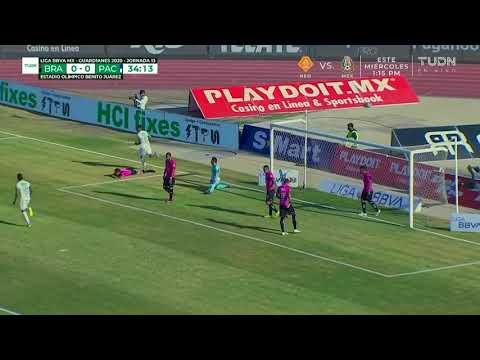 Juarez 0 - [1] Pachuca - Victor Guzman 35'