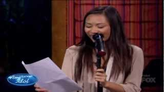"Jessica Sanchez  ""Turn The Beat Around"""