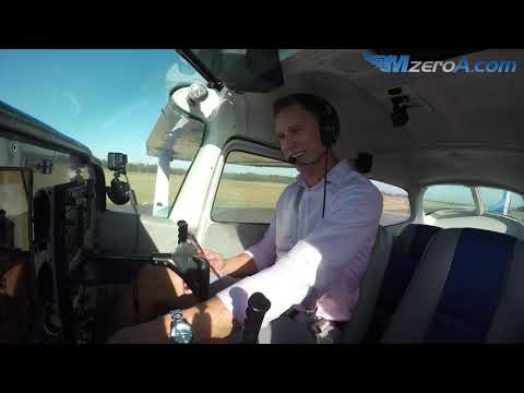 Class D Airspace Radio Communications (Departure) - MzeroA Flight Training