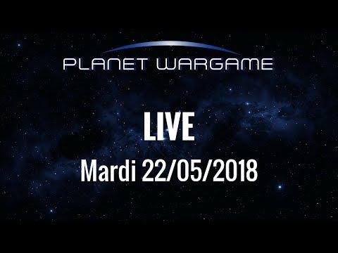 Planet Wargame Live 22/05/2018: Le wargaming, passerelle vers d'autres passions?