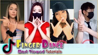 Tik Tok Tutorials ???? Best Finger Tutting (Dance) Tutorials ???? FUNtastic #15