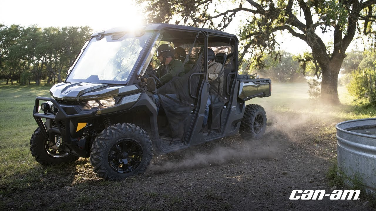 NEW 2020 CAN-AM DEFENDER