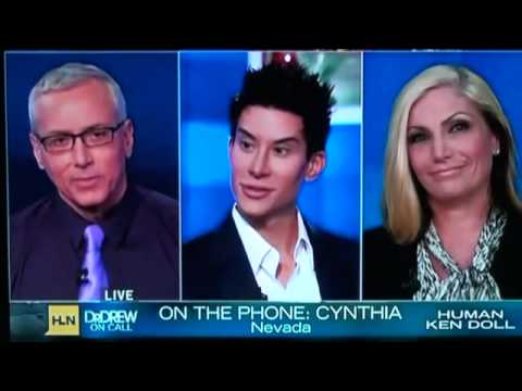 Dr Drew On Call The Human Ken Doll Justin Jedlica