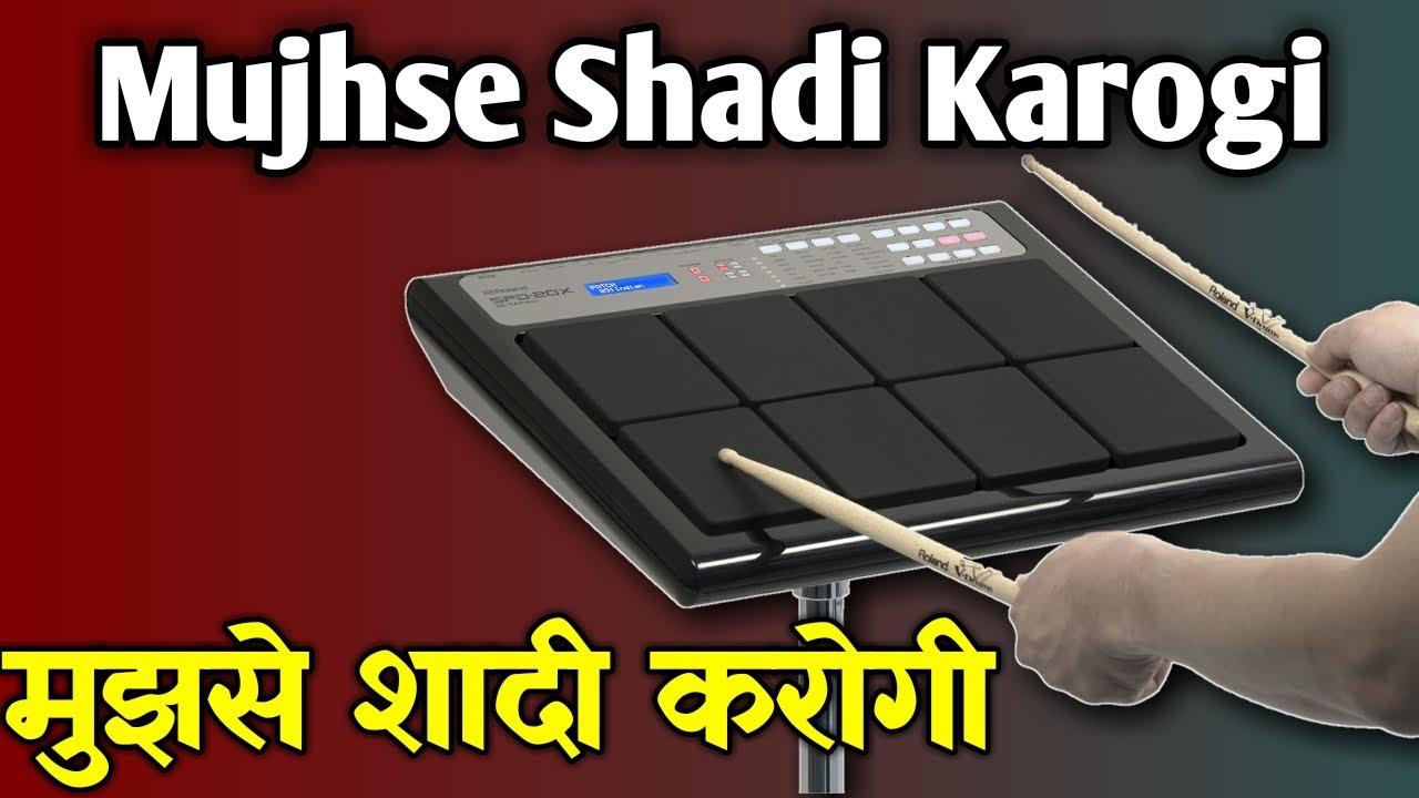 Mujhse Shadi Karogi | Octapad Playing | Sangeet Yog