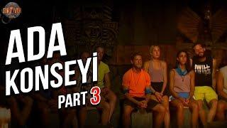 Ada Konseyi 3. Part   37. Bölüm   Survivor Türkiye - Yunanistan