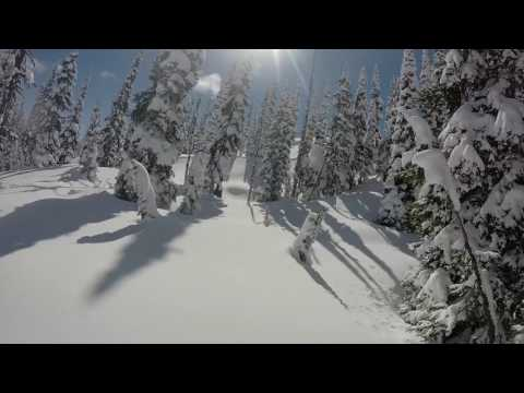 T3 163 Snowmobiling Seeley Lake March 2016,