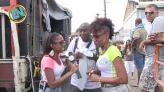 Dominica Carnival opening Day Parade 2014