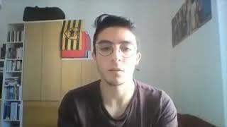 İtalya'da yaşayan Kıbrıslı Türk gençten corona virüs uyarısı