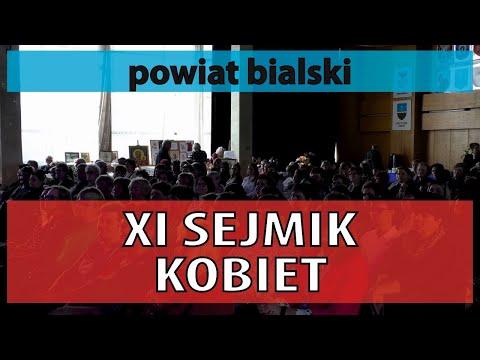 XI Sejmik Kobiet Powiatu Bialskiego
